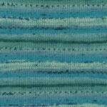 Blå lagune Print 340