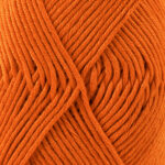 Mørk orange uni 49