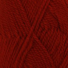 Dyb rød uni 3608