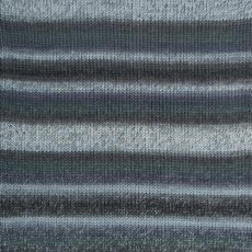 Jeansblå/teal print 12