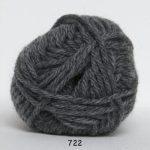 Mørk grå 722